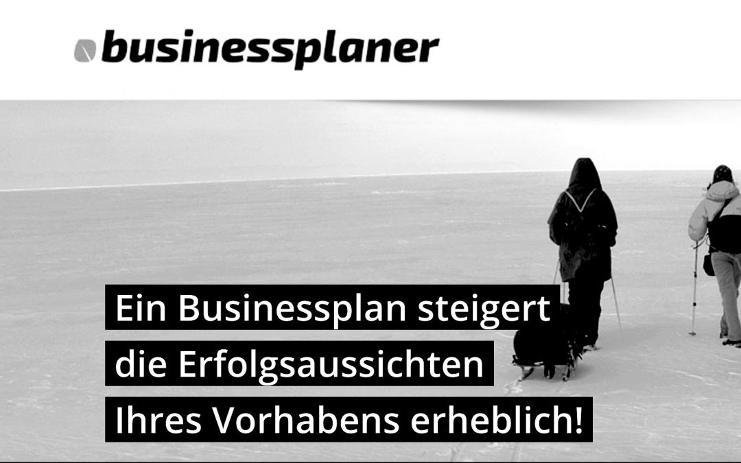 Launch von Businessplaner – eine neue Marke von arborsys